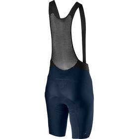 Castelli Premio Black Bib Shorts Men savile blue